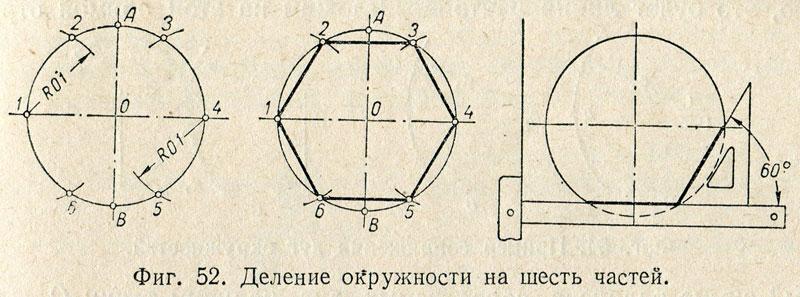 Как сделать окружность на 4