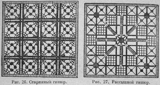 Рисунок для кружев 6 букв сканворд