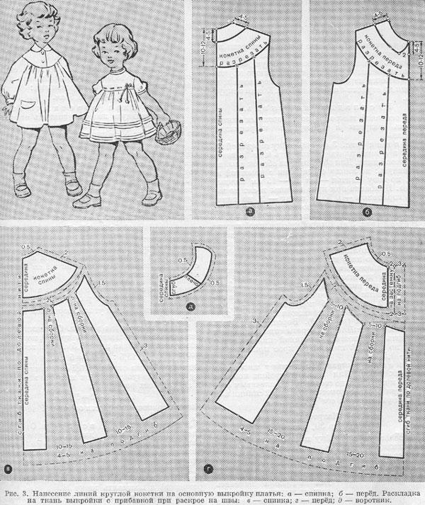 Выкройка школьного сарафана (32 фото как сшить для первоклассницы)
